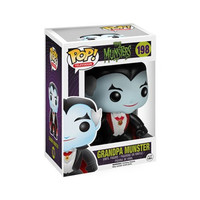 Grandpa Munster The Munsters POP! Television #198 Vinyl Figure