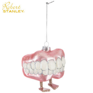 Chatter Teeth Ornament | Hobby Lobby | 5281019