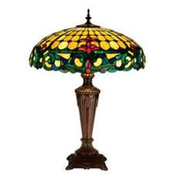 25 Inch H D&K Colonial Table Lamp Table Lamps