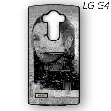 Sad girls on the painting for LG G3/G4 phonecases