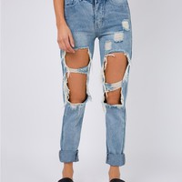 Brooks Boyfriend Jeans