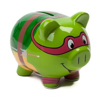Teenage Mutant Ninja Turtles Piggy Bank