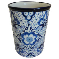 Wine Cooler / Flower Vase, Blue, Ice Buckets