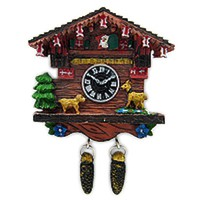 Collectible German Cuckoo Clock Magnet