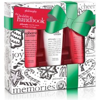 holiday handbook | holiday set | philosophy our favorite holiday gifts