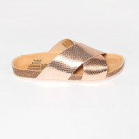 Luke Sandal Gold
