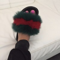 Gucci Slippers (inspried)
