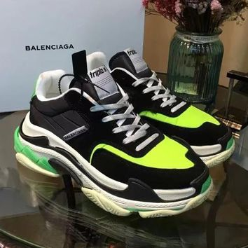 Balenciaga Women Fashion Casual Sneakers Sport Shoes-7