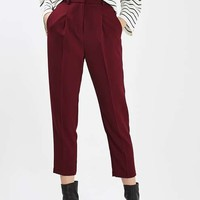 Textured Mensy Peg Trousers