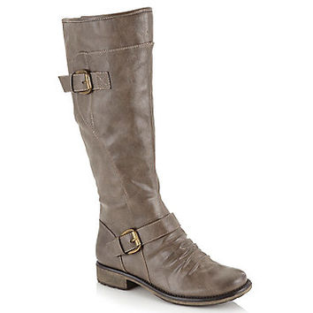"Product: Bare Traps® ""Sandra"" Casual Riding Boot with Buckle"