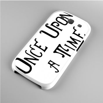 Henry's Book Once Upon A Time Samsung Galaxy S3 Case