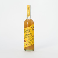 Honey, Lemon & Ginger Cordial
