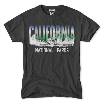 California National Park T-Shirt