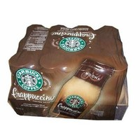 Starbucks frappuccino mocha 9.5 fl oz, Pack of 12