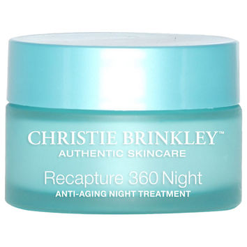 Christie Brinkley Authentic Skincare Recapture 360 Night - Anti-Aging Treatment