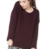 Brandy ♥ Melville |  Sage Sweater - Just In