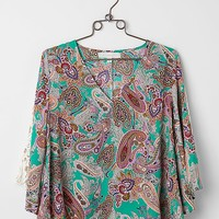 Dance & Marvel Paisley Top