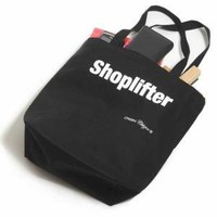 A R Store - Shoplifter Tote Bag Product Detail
