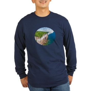 Palisade Head Long Sleeve Dark T-Shirt