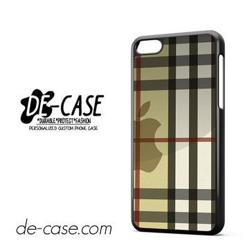 Burberry Inspired DEAL-2191 Apple Phonecase Cover For Iphone 5C