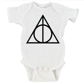 Deathly Hallows - Harry Potter Gerber Onesuit ®
