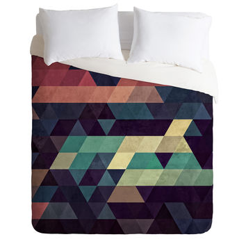 Spires cryypy Duvet Cover