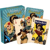 DC Comics Bombshells | PLAYING CARDS