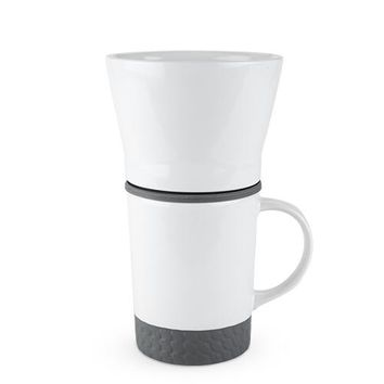 Brew: Pour Over and Coffee Mug Set by True