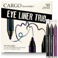 CARGO Swimmables Eye Liner Trio Set - GIFTS & VALUE SETS - Beauty - Macy's