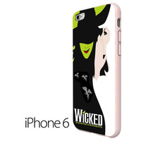 Wicked A New Musical iPhone 6 Case