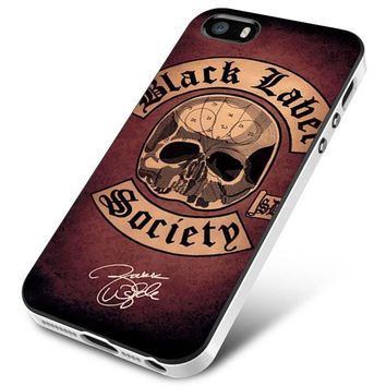Black Label Society iPhone 5 | 5S | 5SE Case Planetscase.com