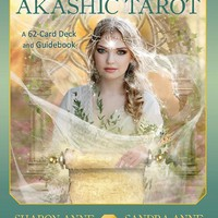 The Akashic Tarot : A 62-Card Deck and Guidebook