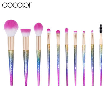 Makeup brushes Professional Fantasy 10pcs makeup brush set High Quality Brand make up brush