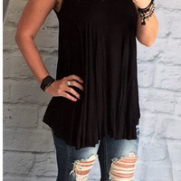 On Point Tunic Top