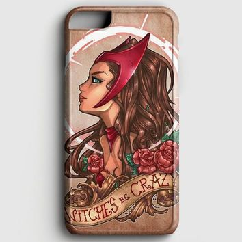 Marvel Scarlet Witch iPhone 6 Plus/6S Plus Case | casescraft