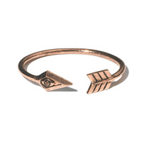 Fortuned Culture Bronze Arrow Bracelet