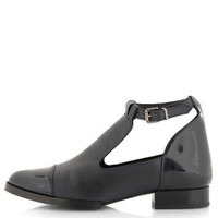 KATZ Cut Out Strap Shoes - Boots  - Shoes