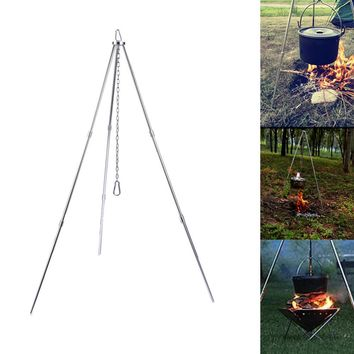 Outdoor Camping Cooking Tripod