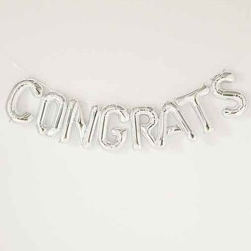 Congrats Party Balloon Kit