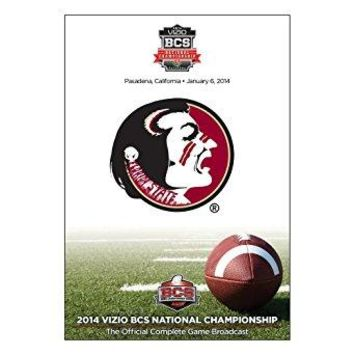 Florida State Football & Auburn Football & ESPN Broadcasting-2014 BCS National Championship Game