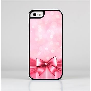 The Magical Pink Bow Skin-Sert for the Apple iPhone 5-5s Skin-Sert Case