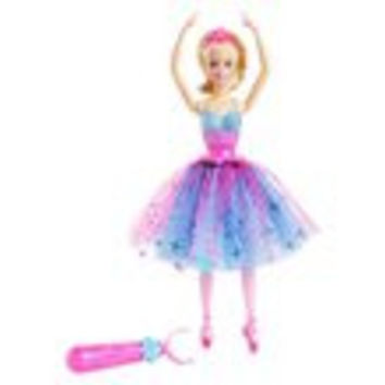 Barbie Dance and Spin Ballerina Doll
