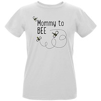 Bees Bumblebee Mommy to Bee Be Womens Organic T Shirt