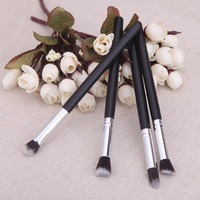 Cosmetic Set Eyeshadow Foundation Wood Pro MakeUp Brush Tools = 1706033860
