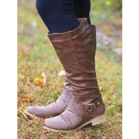 Pure Country Boots-Milk Chocolate