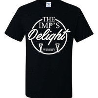 The Imp's Delight Winery Game Of Thrones Men T-Shirt