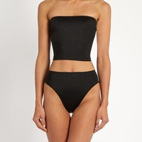 Bishop strapless tankini | Norma Kamali | MATCHESFASHION.COM US