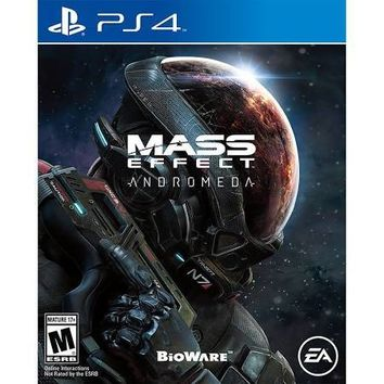 Mass Effect Andromeda [PS4 Game]