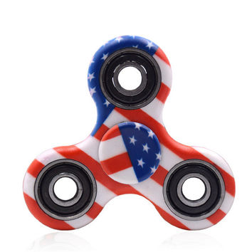 20167 New Styles Fidget Spinner High Quality EDC Hand Spinner For Autism and ADHD Rotation Time Long Anti Stress Toys Kid Gift