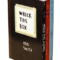 Wreck This Box (Wreck This Journal / This Is Not a Book / Mess):Amazon:Books